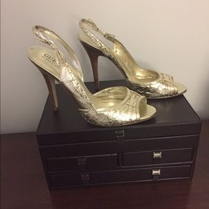 Guess by Marciano stiletto heels- NEW, never worn